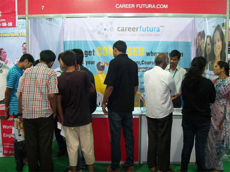 Lokmat Education Fair Aurangabad