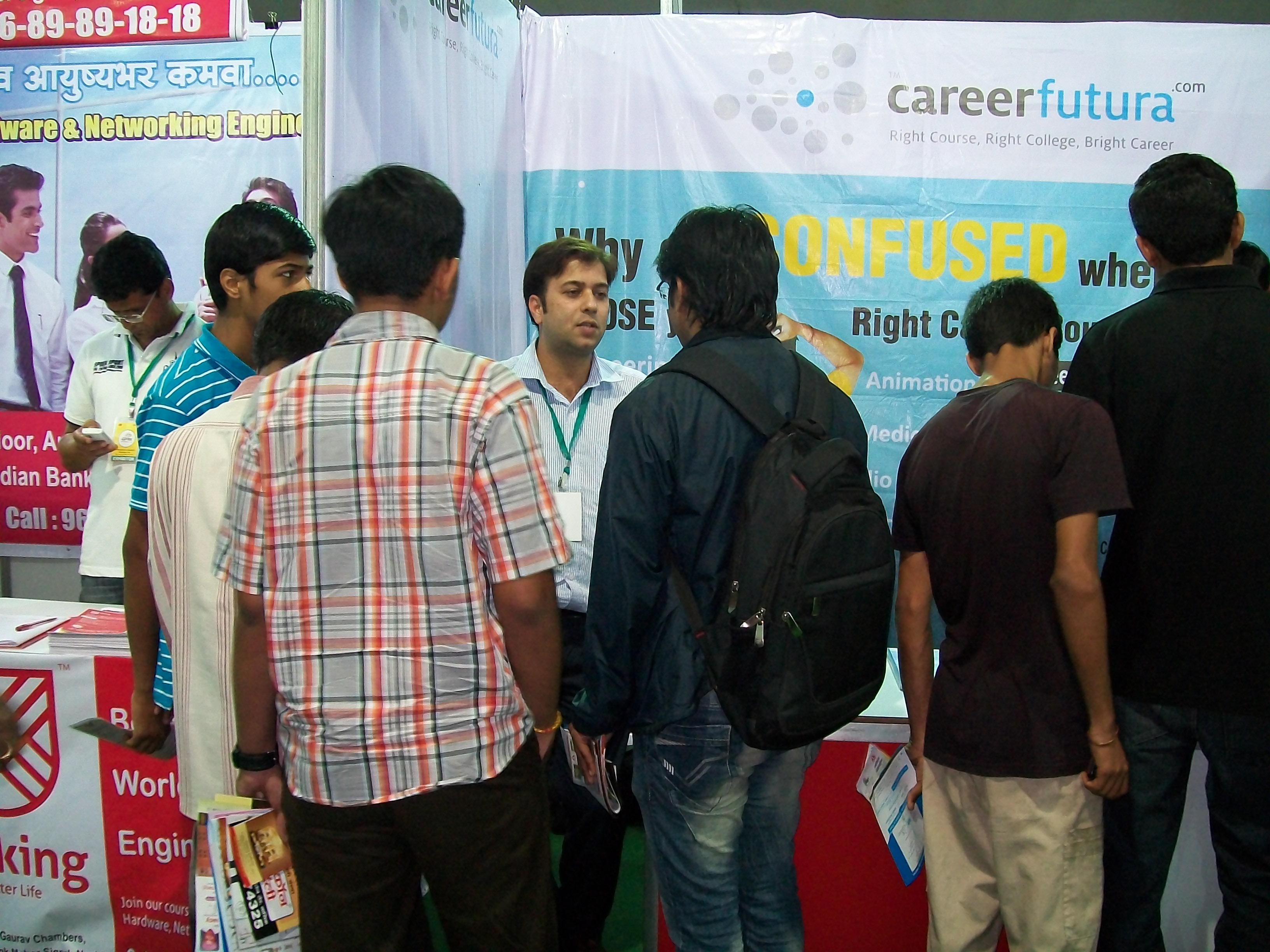 Lokmat Education Fair Nashik